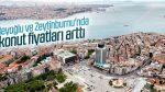 İstanbul'un iki ilçesinde konut fiyatları artış gösterdi