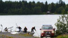 İsveç'te paraşütçüleri taşıyan uçak düştü: 9 ölü
