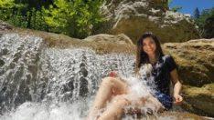 Kahramanmaraş'ın saklı cenneti Galgamaç Şelalesi