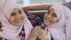 Kahramanmaraş'ta siyam ikizleri barajı geçemedi