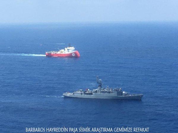 Kıbrıs'ta gaz arama çalışmaları aralıksız devam