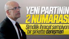 Mehmet Şimşek, Babacan'ın partisiyle siyasete dönüyor