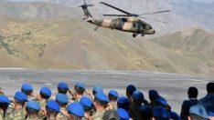 Pençe Harekatı'nda şehit olan asker için tören düzenlendi