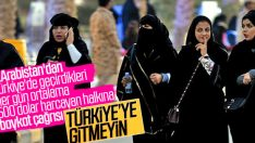 S.Arabistan'dan Türkiye'ye turizm boykotu