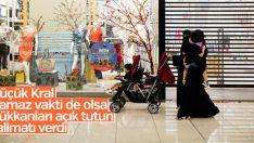 Suudi Arabistan'da alışveriş merkezlerine yeni tarife