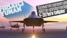 Yunanistan'ın hedefinde F-35'ler var