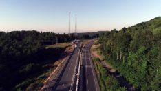 Zonguldak-Ereğli karayolunun inşaatı tamamlandı