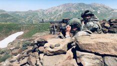 4 terörist Habur Sınır Kapısı'nda güvenlik güçlerine teslim oldu