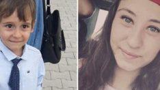 18 yaşındaki teyze ve 5 yaşındaki yeğen sarılarak yandı