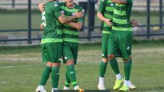Bursaspor,Manisa Futbol Kulübü ile Berabere Kaldı