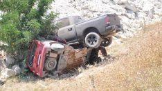 Nevşehir'de trafik kazası!