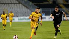 Yeni Malatyaspor eli boş döndü