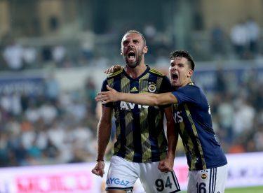 Başakşehir 1-2 Fenerbahçe
