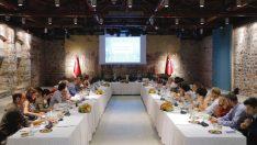 """""""Türkiye'nin Göç ve İltica Politikası"""" başlıklı bir toplantı düzenlendi"""