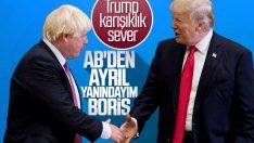 ABD, İngiltere'nin AB'den çıkmasını destekliyor