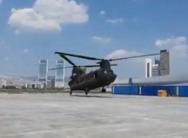 ABD, Türkiye'ye 4 Chinook helikopteri daha gönderdi