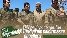 ABD, YPG'ye Türkiye için söz verdi