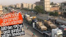 ABD'den YPG'ye yardıma devam