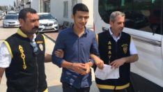 Adana'da annesini vuran genç yakalandı