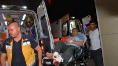 Adana'da genelev önünde silahlı saldırı