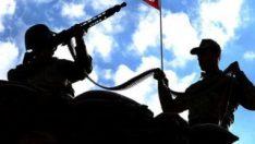Afrin'de iki askerimiz yaralandı