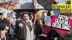 Almanya'da suç oranları aşırı sağcılarla zirve yaptı