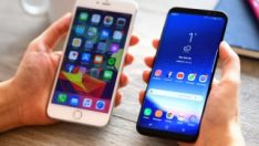Araştırmaya göre Samsung, iPhone'dan daha hızlı veri indiriyor