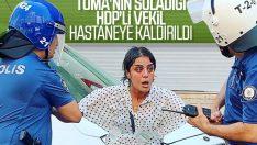 Diyarbakır'da HDP'lilerin kayyum protestosu
