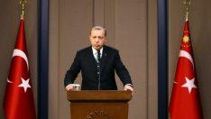 Erdoğan: ABD ile birlikte harekat merkezi kuruyoruz