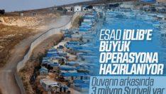 Esad: İdlib'e operasyon düzenleyeceğiz
