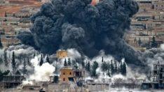 Esad rejimi İdlib'i bombalamaya devam ediyor