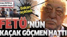 İçişleri'nden açıklama! 8 bin FETÖ'cü göçmen hatlarını kullanarak Edirne'den Yunanistan'a kaçtı