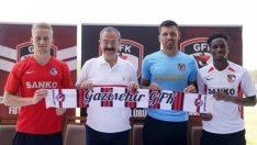 Gazişehir Gaziantepspor imza şov yaptı