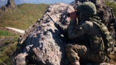 Hakkari'de 3 terörist öldürüldü