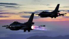 Irak'ın kuzeyinde PKK hedefleri yerle bir edildi