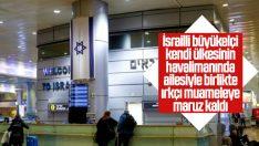 İsrailli büyükelçi, kendi ülkesinde ırkçılık mağduru