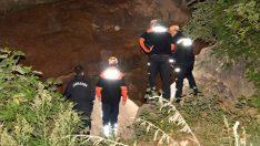 Kanyon'da ölüm kalım mücadelesi