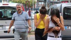 Kayseri'de 4 ayrı suçtan aranan kardeşler yakalandı