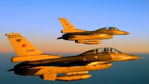 Kuzey Irak'ta 4 terörist öldürüldü