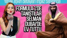 Lindsay Lohan ile Muhammed Bin Selman aşkının detayları