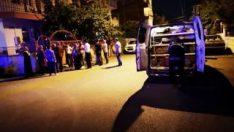 Malatya'da komşular arasında satırlı-bıçaklı kavga