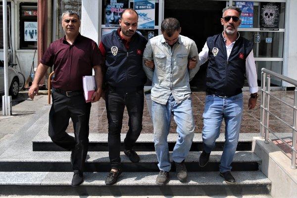 Mersin'de bir kişiyi öldüren katil zanlısı yakalandı