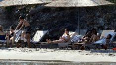 Norveç prensesi tatilini Bodrum'da geçiriyor