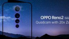 Oppo Reno 2, 28 Ağustos'ta tanıtılacak