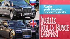 Putin'in yerli limuzini satışa çıktı