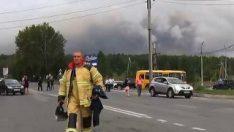 Rusya'da askeri birlikteki patlamada ölü sayısı artıyor