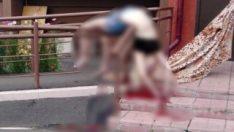 Rusya'da selfie çeken genç kız feci şekilde öldü