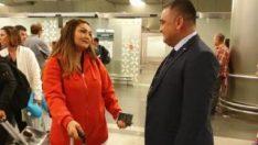 Rusya'ya vizesiz giriş yapan ilk Türk