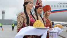 Rusya'ya vizesiz seyahat duyurusu yapıldı
