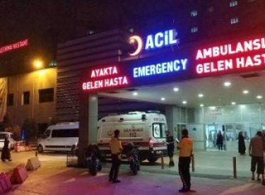 Samsun'da sünnet düğününde maganda kurşunu ağır yaraladı